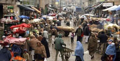 Viajar a Afganistán