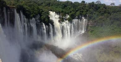 Viajar a Angola
