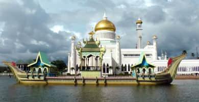 Viajar a Brunéi
