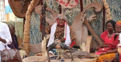 Viajar a Camerún