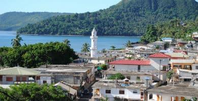 Viajar a las Comoras