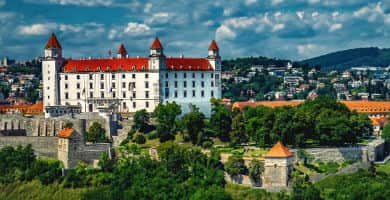 Viajar a Eslovaquia