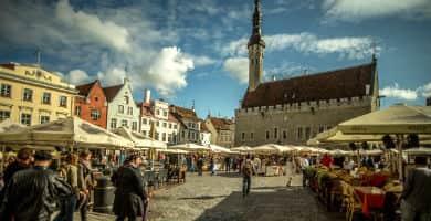 Viajar a Estonia