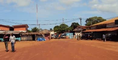 Viajar a Gabón