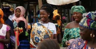 Viajar a Gambia