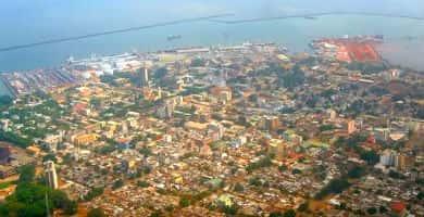 Viajar a Guinea