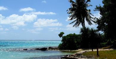Viajar a Kiribati