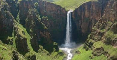 Viajar a Lesoto