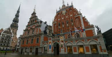Viajar a Letonia