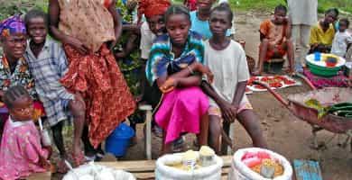 Viajar a Liberia
