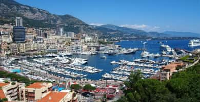 Viajar a Mónaco