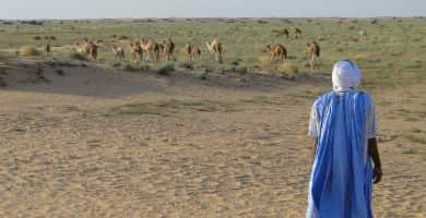 Viajar a Mauritania