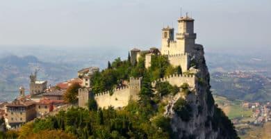 Viajar a San Marino
