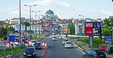 Viajar a Serbia
