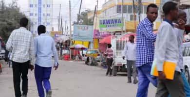 Viajar a Somalia