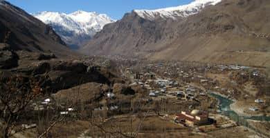 Viajar a Tayikistán
