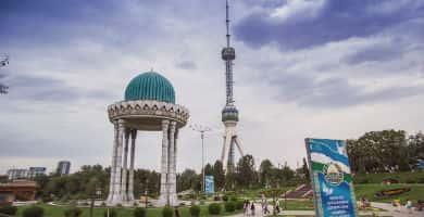 Viajar a Uzbekistán