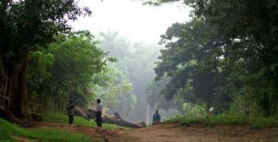 Viajar al Congo