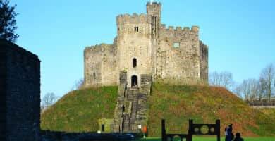 Viajar a Gales