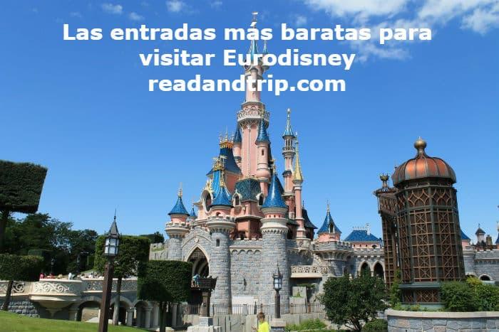 entradas Disneyland París baratas