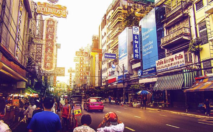 hotel barato Bangkok