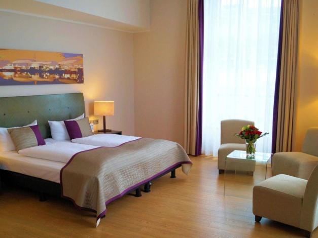 Hotel con tarifa error en Alemania