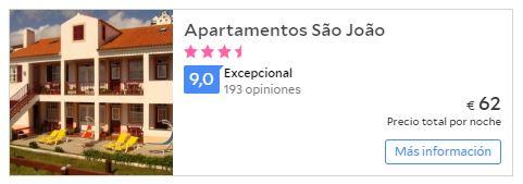 Apartamento en Faial