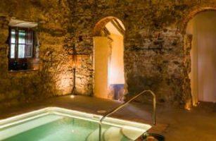 balneario con baño arabe Hammam Aguas de Villaharta