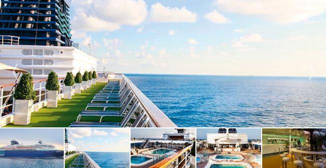 Barco Horizon del crucero Leyendas de Arabia
