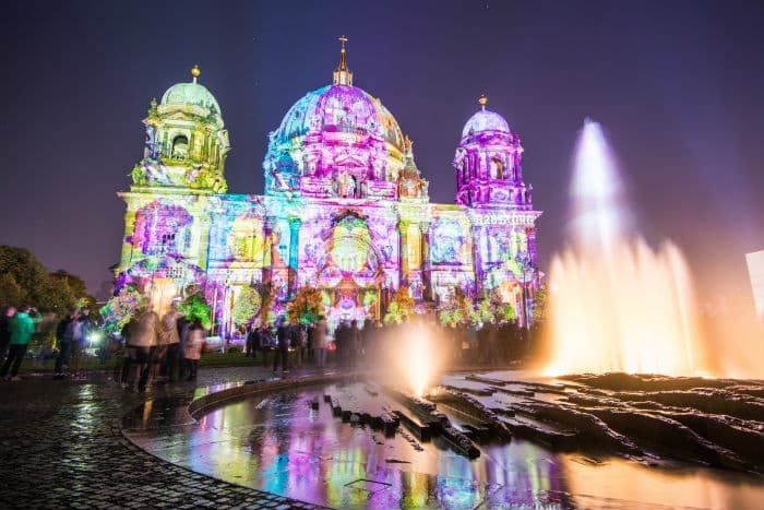 Festival de las Luces de Berlín 2018