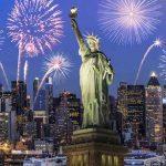 Nochevieja 2018 en Nueva York