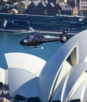 Planes en Australia