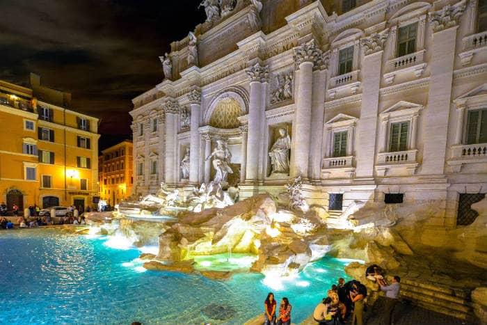 Viaje a Roma en noviembre