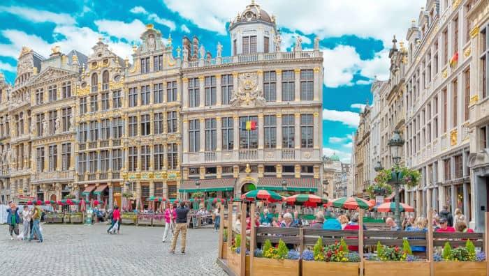 Vuelos baratos a Bruselas septiembre 2018