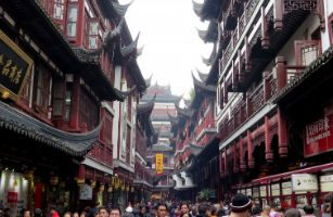 Vuelos baratos a Shangai