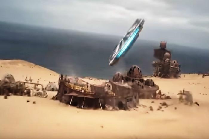 Una escena de Han Solo rodada en Fuerteventura
