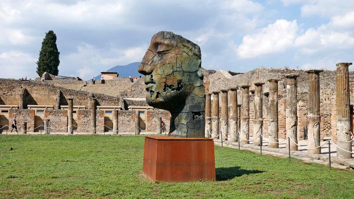 Circuito Roma-Nápoles-Pompeya