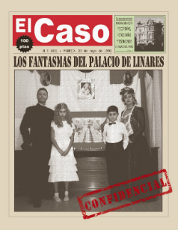 Palacio Linares fantasma