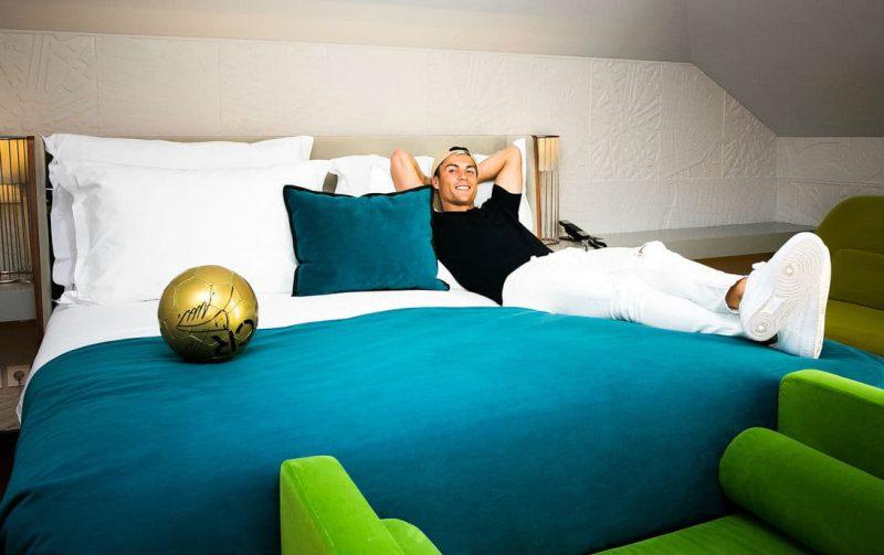 descuento en los hoteles de Cristiano Ronaldo