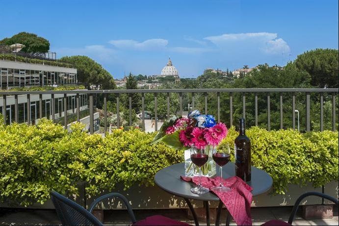 Tarifa error hotel 4 estrellas Roma