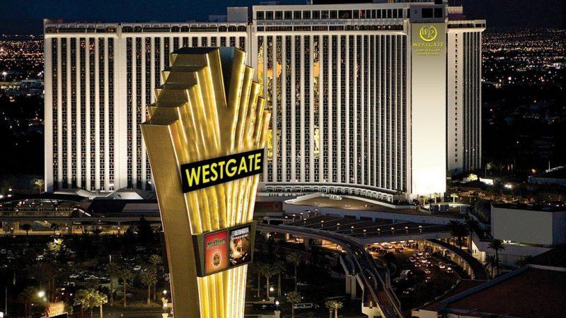 Tarifa error en un hotel de Las Vegas