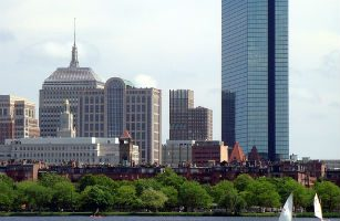 vuelos baratos a Boston