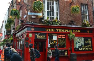 Vuelos baratos a Dublín