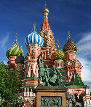 Vuelos baratos a Moscú en el puente de noviembre de 2018