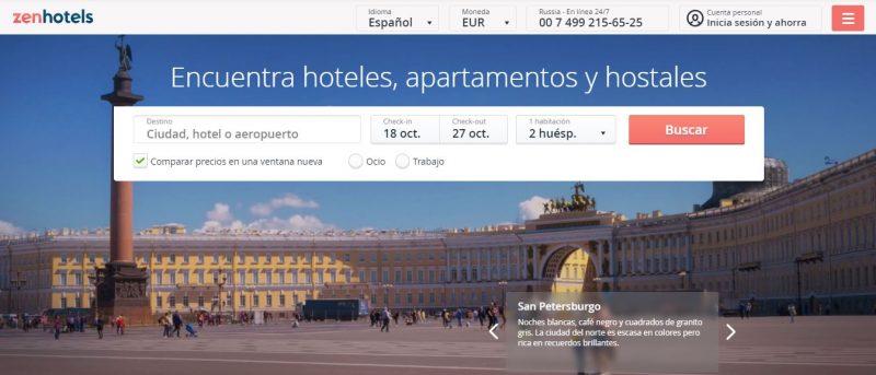 Descuento 15 euros hoteles