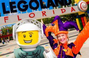 Descuento en entradas de Legoland Florida
