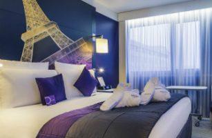 Noche de hotel gratis