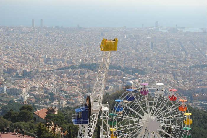 Entradas Tibidabo Barcelona