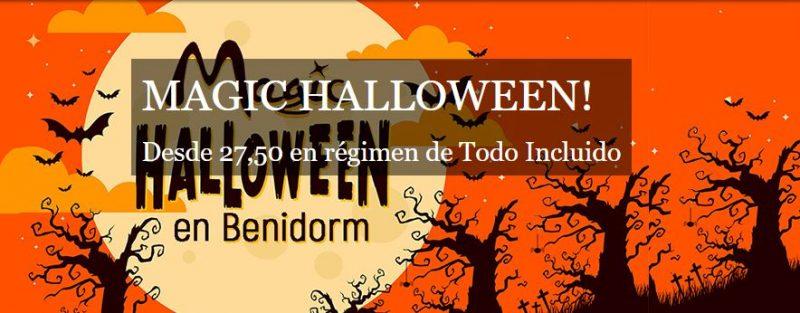 😱 Halloween en Benidorm