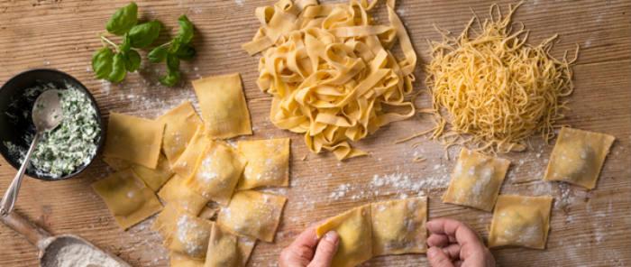 Un recorrido por los sabores mas auténticos de Italia